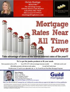 #LowMortgageInterestRates