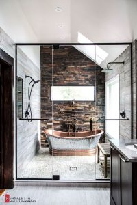 Natural Wood Accents: Where Rustic Meets Modern