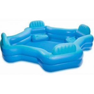 Swimming Pool Envy, No More!