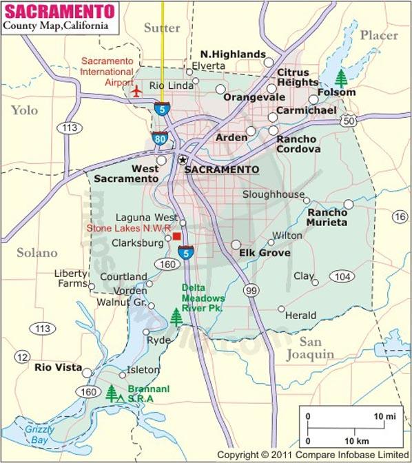 Sacramento County Market Trends - June 2018