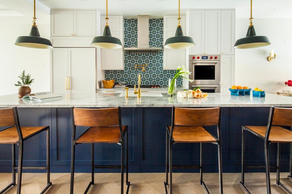 HGTV Approved Kitchen Pendants